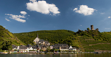 Many scenic towns dot the Mosel River. Photo via Flickr:Michal Osmenda