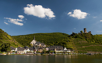 Many scenic towns dot the Mosel River. Flickr:Michal Osmenda