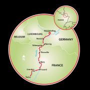 Tour Lorena Mapa