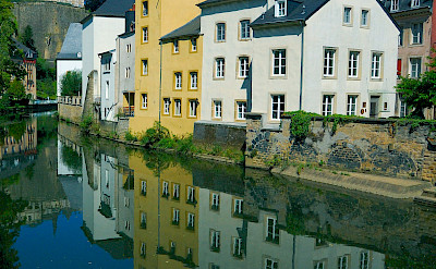 Houses in Luxembourg. Flickr:Random_fotos