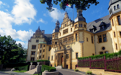 Beautiful architecture in Metz, France. Flickr:Morgaine