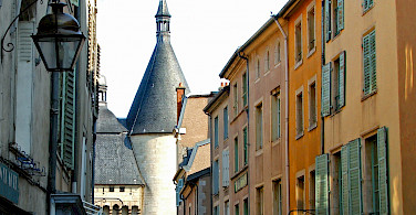 Sightseeing in Nancy, France on Ville Vieille. Photo via Flickr:Andre Mouraux