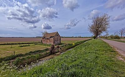 Biking in South Holland, the Netherlands. ©Hollandfotograaf