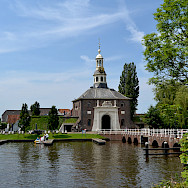 Zijlpoort in Leiden, South Holland. Photo via Flickr:Jan