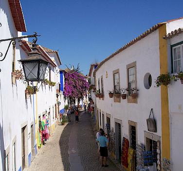 Obidos. Photo via Flickr:ele3100