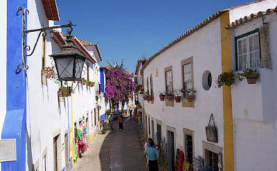 Obidos. Photo via Flickr:ele3100