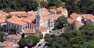 Sintra, Portugal. Photo via Flickr: José Carlos Cortizo Pérez