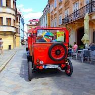 Sightseeing in Altstadt in Bratislava, Slovakia. Photo via Tour Operator