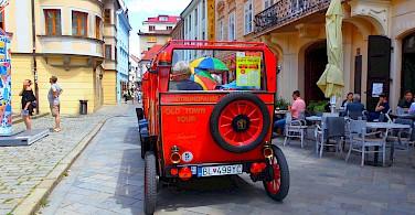 Bratislava, Slovakia. Photo via Tour Operator