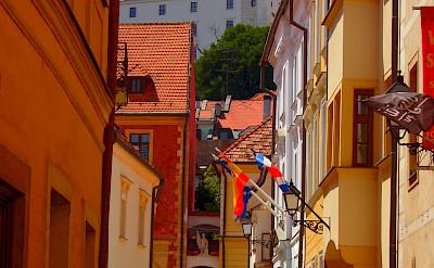 Bike rest in Bratislava, Slovakia. Photo via TO
