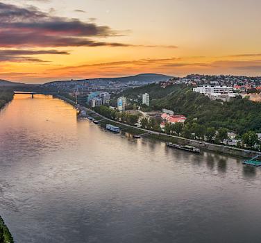Viaje a cuatro países por el Danubio