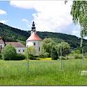 Stift in Engelhartszell, Austria. Photo via Flickr:Janos Korom Dr