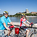 Bike the Danube in Esztergom, Hungary. Photo via TO