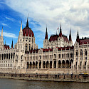 Hungarian Parliament, Budapest, Hungary. Photo via Flickr:jvcaff