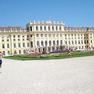 Schloss Schönbrunn, Vienna, Austria. Photo via Tour Operator