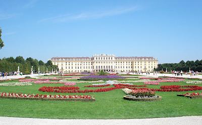 Schloss Schönbrunn, Vienna, Austria. Photo via TO
