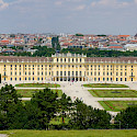 Schönbrunn Palace in Vienna, Austria. Flickr:Kurt Bauschardt