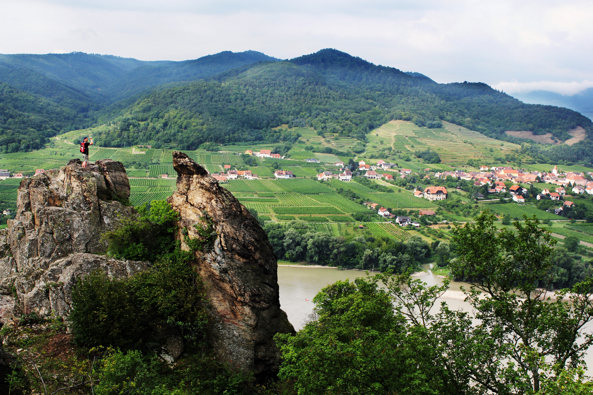 Along the Danube - Passau to Vienna - Bike and Barge Tour
