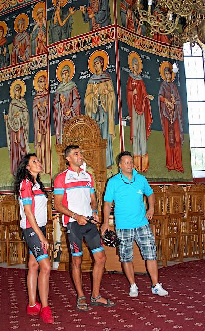 Church of Saint George on the Danube Delta. Photo via TO