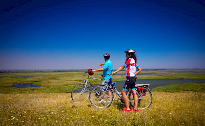Danube Delta Bike Tour in Romania. Photo via TO
