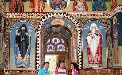 Orthodox Church Sfantugheorghe on the Danube Delta. Photo via TO