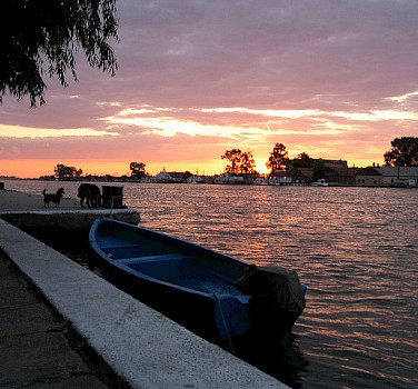 Danube Delta in Sulina, Romania. Photo via Flickr:ank@