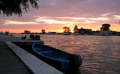 Danube Delta in Sulina, Romania. Flickr:ank@
