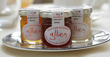 Scottish jam. Photo via Flickr:Curious Food Lover