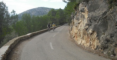 Majorcan cycling