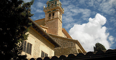 Cathedral in the clouds - Mallorca cycling tour