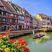 Alsace Road Bike Tour Photo