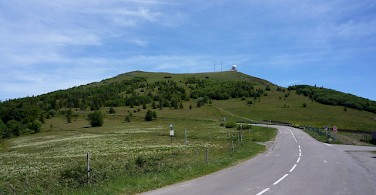Grand Ballon summit - the apex of the Vosges Mountains. Photo via Flickr:Jack_of_hearts_398