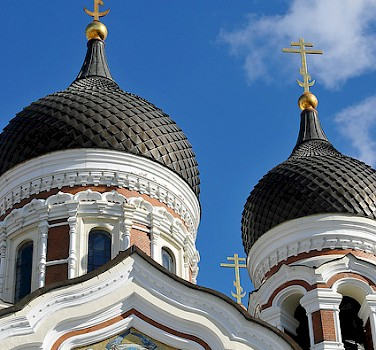 Alexander Nevsky Cathedral in Tallinn via Flickr:archer10