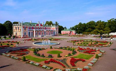 Kadriorg Palace and Gardens in Tallinn, Estonia. CC:SvenEst