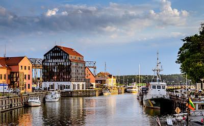 Port City of Klaipeda, Lithuania. Flickr:Mantas Volungevicius
