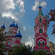 Church in Riga, Latvia. Photo via Flickr:Rob Oo
