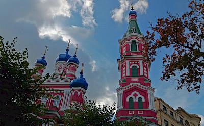 Church in Riga, Latvia. Flickr:Rob Oo