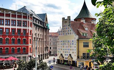Riga, Latvia. Flickr:gula08