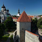 Cycling in the Baltics - Tallinn to Vilnius Photo