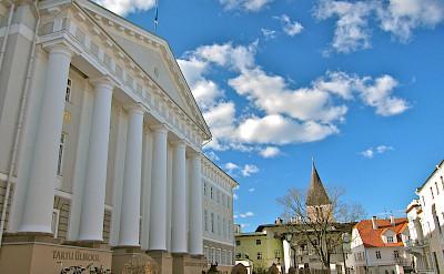 University of Tartu in Tartu, Estonia. CC:BigFlyingSaucer