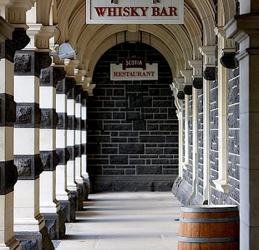 Scottish Whisky Bar. Photo via Flickr:Dunedin NZ