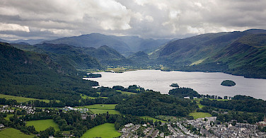 Lake District near Keswick. Photo via Flickr:andyspictures