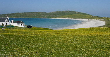 Inner Hebrides. Photo via Wikimedia Commons:Irvine Smith