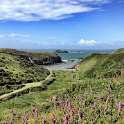 South Wales-The Region of Pembrokeshire Photo