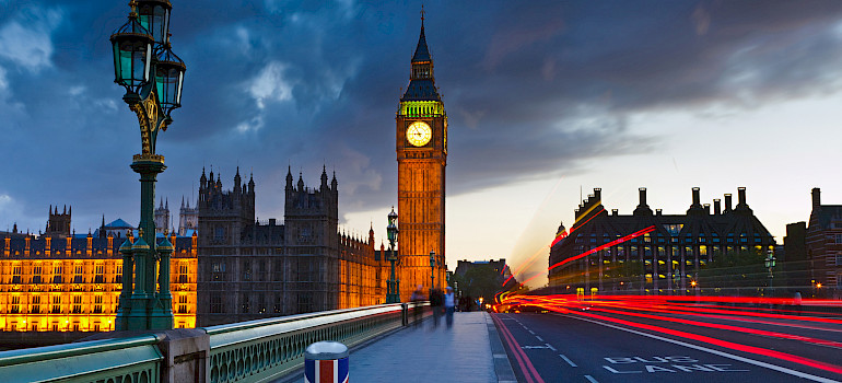 Big Ben, London, England. Photo via Flickr:Brabantia Life