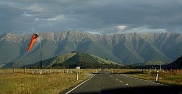 The road awaits in St Arnaud, South Island, New Zealand. Photo via Flickr:Kylie & Rob (and Helen)