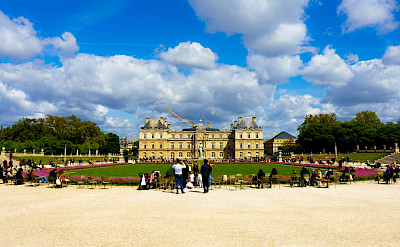 Chateaux in Paris, France. Flickr:Dale Cruse