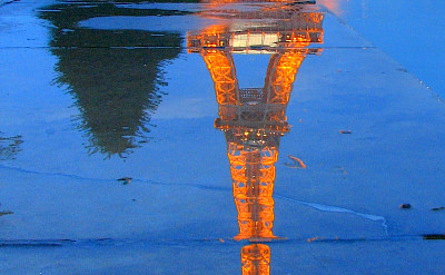 Eiffel Tower, Paris, France. Flickr:Rummer310