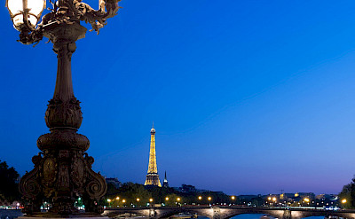 Eiffel Tower, Paris, France. Flickr:Joe deSousa