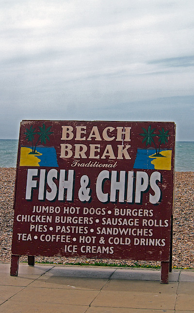 Sign in Brighton, England. Flickr:Mike Fleming